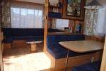 Loue très joli mobile-home chalet + caravane